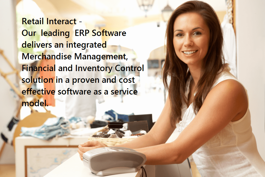 Retail Interact - ERP Software