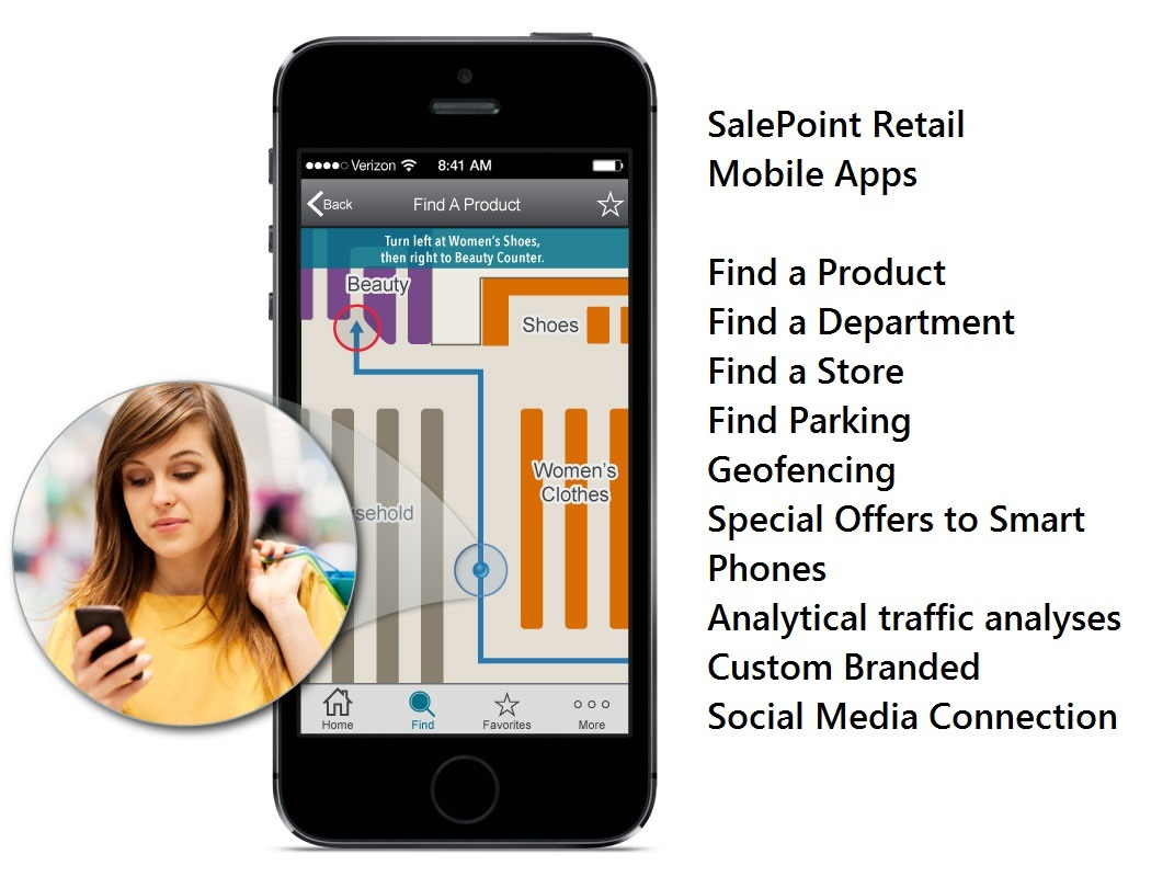 SalePoint Retail Mobile Apps