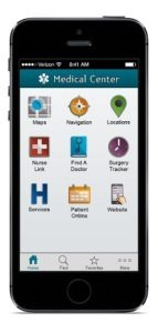 Mobile App Small Healthcare